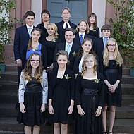 Konfirmation am 25.05.2014